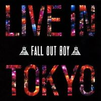 Live in Tokyo FALL OUT BOY CD