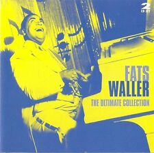"""FATS WALLER """"The Ultimate Collection"""" CASTLE PULSE PDS CD 550 [2 CD]"""