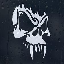 Halloween Skull Car Decal Vinyl Sticker For Panel Window Bumper