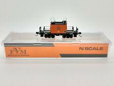 Milwaukee Road Transfer Caboose #021 N - Fox Valley Models #FVM 91168