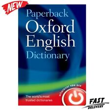 Oxford English Dictionary by Oxford Dictionaries New Paperback Book