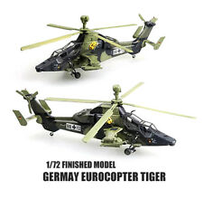 Germany Eurocopter Tiger 1/72 Finished helicopter 9812 easy model non diecast