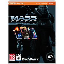 Juego Pc Mass Effect Trilogy con Parte 1+2+3 (No Clave Incluidas) Nuevo
