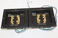 Mordaunt Short MS Avant 902 Speaker Crossovers Binding Posts / Terminals