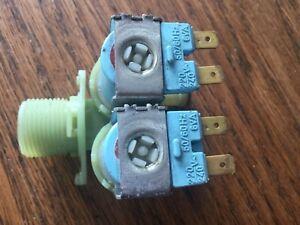Beko Washing Machine Double Fill water Valve WM8127W