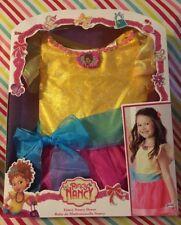 ✨ Fancy Nancy Girl's Dress Disney Junior Brand New Size 4-6X FANCY NANCY ✨