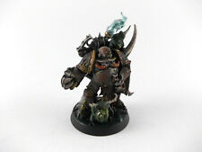 Plague Marine Champion der Death Guard / Warhammer 40k - gut bemalt -