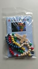 Mission Rosary Beads With Cross