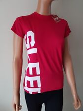 Bedroom Athletics pyjama top size UK medium BNWT 95% viscose, 5 %elastane/ pink