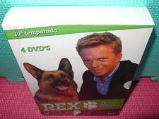 REX - 10 TEMPORADA  -  PRECINTADA - dvd