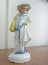 Royal Doulton Childhood Days DRESSING UP Figurine HN# 2964 - NICE!