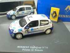 RENAULT CLIO CUP #76 UH PILOTE  L.SIMON 1:43