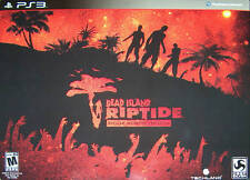 Dead Island Riptide Rigor Mortis Edition (Sony Playstation 3) PS3 *NEW*