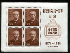 JAPAN 510a Mint NH Souvenir sheet