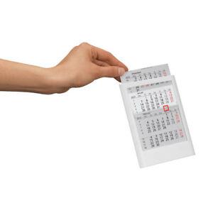 3-Monats-Tischkalender Einsteckkalender 2022/2023 Kalender weiß