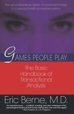 *BRAND NEW*   Games People Play : The Basic Handbook of Transactional Analysis