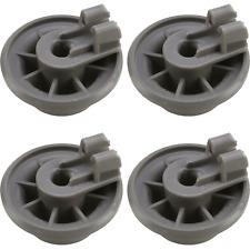 compatible Bosch Neff Siemens Roue panier inférieur de lave vaisselle 611475 -