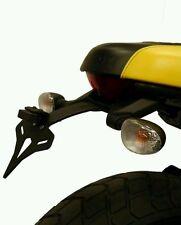 "Ducati Scrambler ""Full Throttle"" Fender Eliminator / Tail Tidy. Evotech."