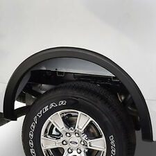FENDER FLARES BLACK 4 Piece Set All Bed Sizes For: FORD F-150 2018-2019