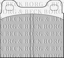 FRONT  BRAKE PADS FOR VOLVO GENUINE OE BORG & BECK  BBP1210