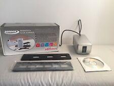 Zennox Negative & Slide Scanner 35mm Film Negatives / Slides To Digital