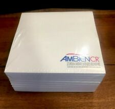 NEW * Ambien Post-it Sticky Note Pads *10/Pack x6  * Free  S/H