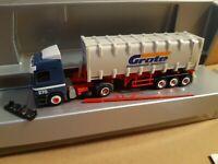 Actros 270  Grote  Spedition 41541 Dormagen VOS Logistics  30 FT Kipp Container