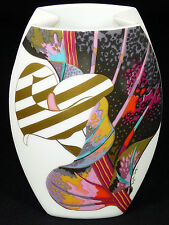 ROSENTHAL - Vase KÜNSTLERVASE Blumenvase Designervase - BRIGITTE DOEGE