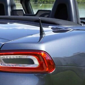 """ABARTH FIAT 124 SPIDER SHORT ANTENNA """"THE STUBBY"""" AERIAL 2016-2020 348"""