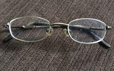 5bea17c92be Converse All Star Eyeglasses Kids Youth Designer Frames 125 mm Full Metal  Rim