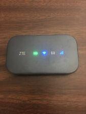 ZTE Falcon Z-917 Z917 (T-Mobile) 4G LTE Mobile Broadband MiFi Hotspot Router