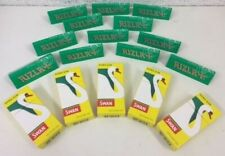 Rizla and Swan papers & tips value bundle (600 papers and 600 filter tips)