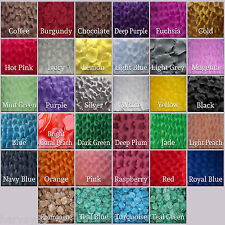 100 SILK ROSE PETALS 42 COLOURS ENGAGEMENT ~ WEDDING ~ CELEBRATIONS *UK SELLER*