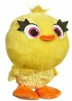 "OFFICIAL DISNEY TOY STORY 4 DUCKY LARGE 12"" SOFT TOY PLUSH TEDDY NEW WITH TAGS"