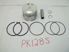 HONDA PISTON KIT XR 200 / XL 200 / XR 200R .25 MM OVER SIZE 65.75 MM NEW