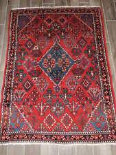 4x5ft. Handmade Joshagan Wool Rug