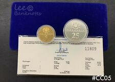 Malaysia - 1989 Commonwealth heads of goverment meeting , 2in1 | proof