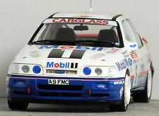 1:18 Otto Ford Sierra Sapphire Rs Cosworth Tour de Corse 1992 4x4 Rally Delecour