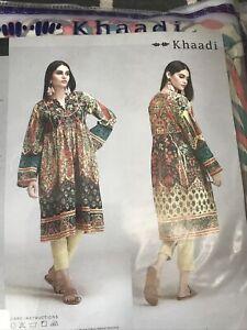 Unstiched salwar kameez / Khaadi Suit / Asian Clothes