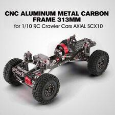 Kohlefaser 1:10 RC Crawler Climbing Chassis Rahmenkörper Kit für Axial SCX10