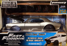 1967 Chevrolet Camaro Off Road Fast and Furious 1:24 Jada Toys 97362 Model Kit