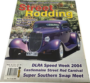 Australian Street Rodding Magazine - Issue