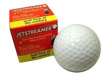 2x Jetstreamer Streamer Golf Ball Trick Joke Gag Gift
