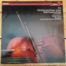 412 915-1 Bach Violin Concertos / Henryk Szeryng / Maurice Hasson / Marriner ...