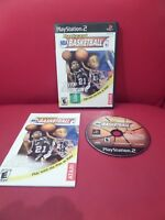 NBA BACKYARD BASKETBALL Tim Duncan (Sony PlayStation 2, 2003)