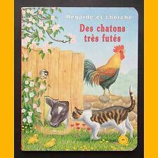 Regarde et cherche DES DES CHATONS TRÈS FUTÉS  Bob Bampton 1997