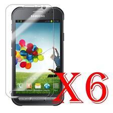6 PZ PELLICOLA PROTEZIONE Samsung Galaxy Xcover 3 PELLICOLE PROTEGGI SCHERMO LCD