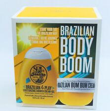 Sol de Janeiro Brazilian Body Boom - Shower Cream And Bum Bum Cream - BNIB