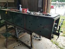 2 6 And 1 5 Gutter Machine With Two Trailers And Spectra Materialsinventory