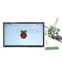 GeeekPi 10.1 inch 1366*768 LCD Screen Display TFT Monitor for Raspberry Pi / PC